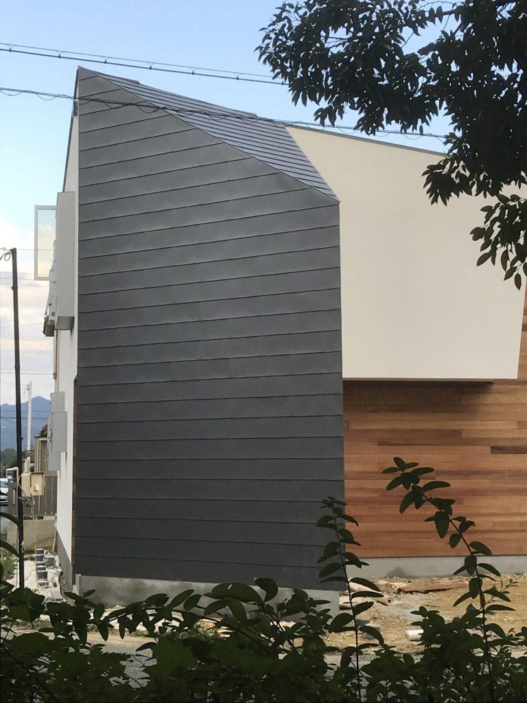 兵庫県 設計 三木市 新築 住宅 モダン 完成
