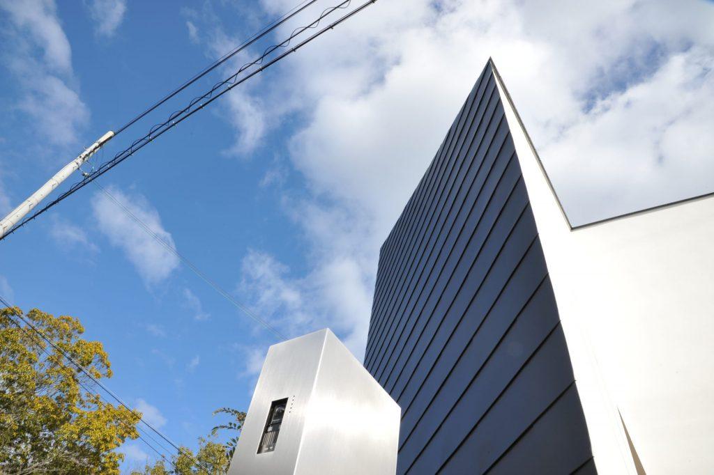 Landscape-house