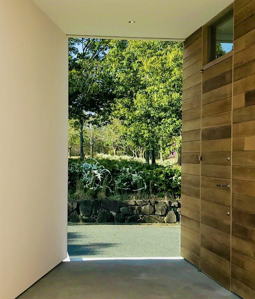 春の兆し 住宅デザイン 設計 神戸市